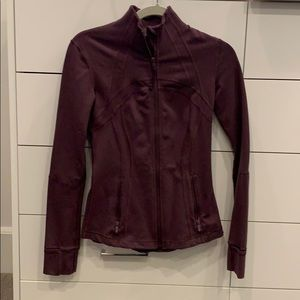 Athletic Lululemon define jacket